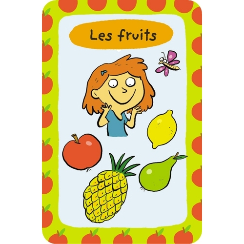 52 cards to learn English