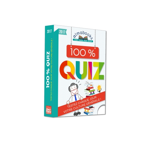 Little calendar-book of general culture quiz 2017