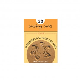 Coaching cards - To learn how to make friends