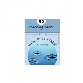 Coaching cards - To overcome stress