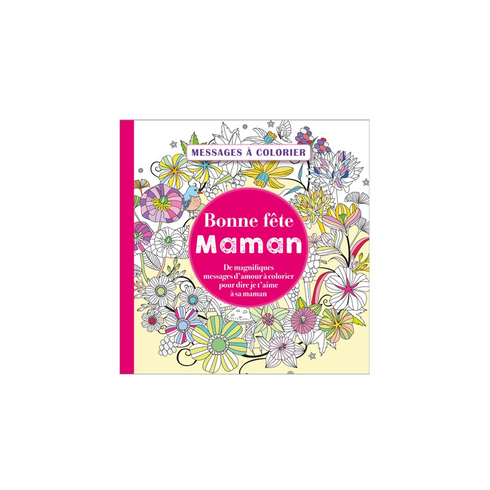 Colouring Book For Mothers Day