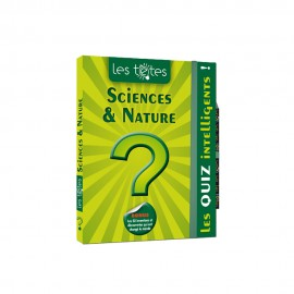 Les têtes Science and nature quiz