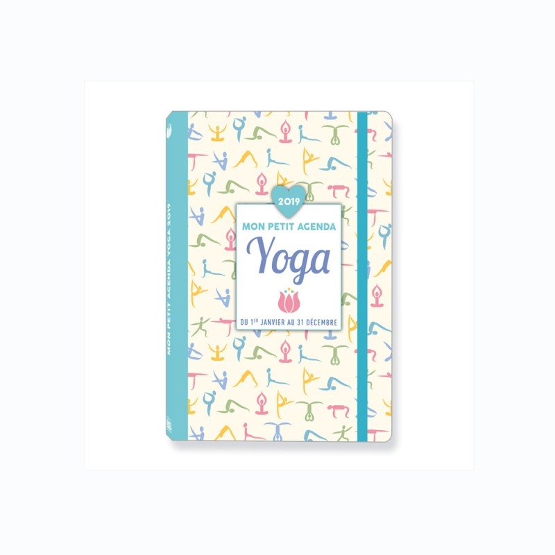 My little diary Yoga 2017