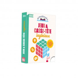Little calendar-book of games and ingenious puzzles 2019