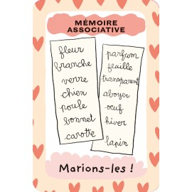 52 cards to work your memory