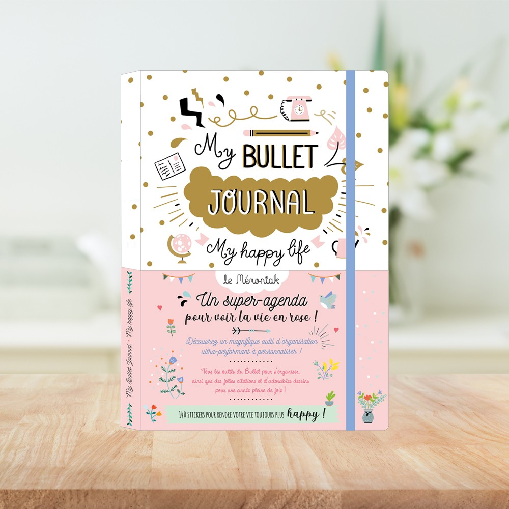 Calendrier 2019 Bullet Journal.My Bullet Journal My Happy Life 2019 2020