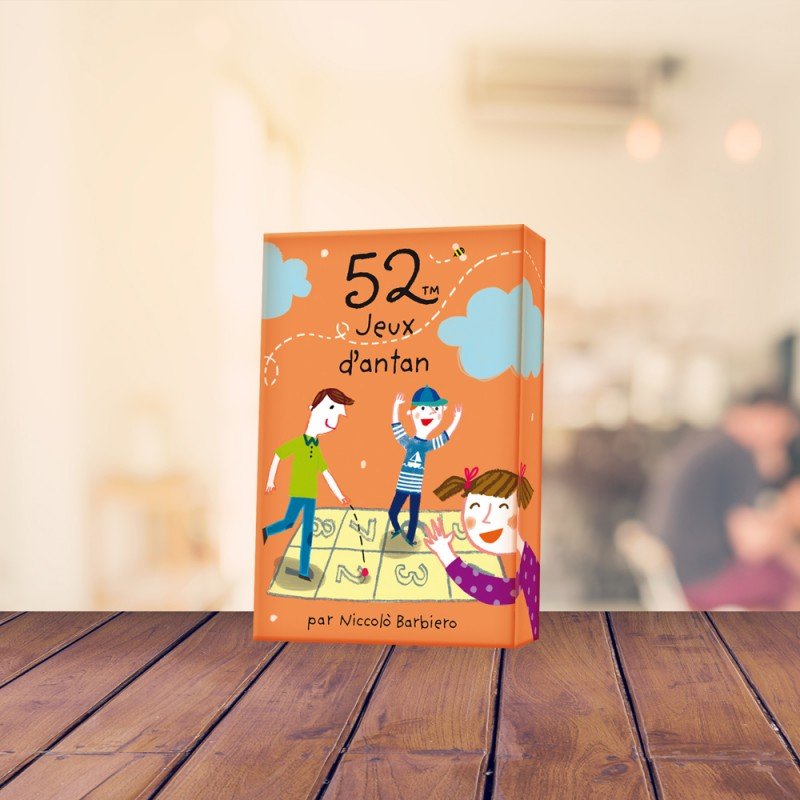 52 old times games