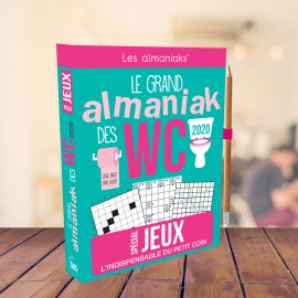 Le grand Almaniak des WC 2019