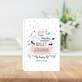 Mon mini happy Bullet journal 2020