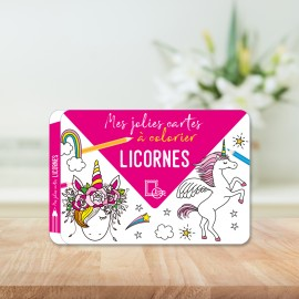 My nice postcards - Unicorns