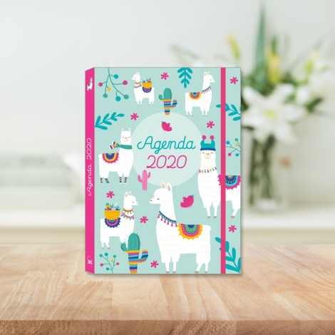 My little diary lettering 2019