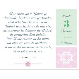 Almaniak Les plus belles paroles de la Bible 2020