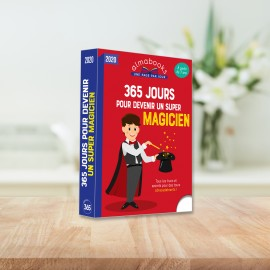 Little calendar-book 365 riddles for little detectives in 2019