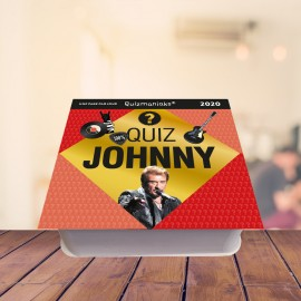 Quizmaniak Quiz 100 % Johnny 2020