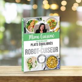 Mimi Cuisine, Its 52 best dishes simmered in a robot-cooker