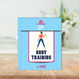 MayChallenge Box – Body training