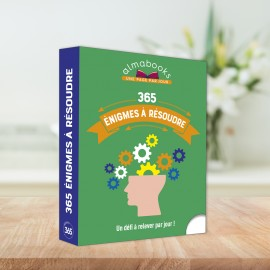 Almabook 365 puzzles to solve