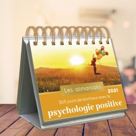 Almaniak 365 Days of Happiness with Positive Psychology 2021