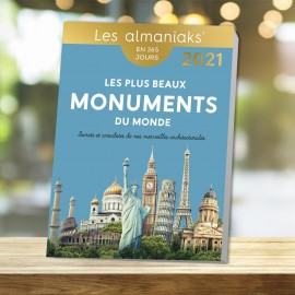 Almaniak The most beautiful monuments in the world 2021