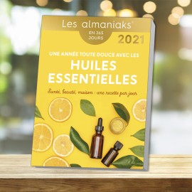 Almaniak A very sweet year with essential oils 2021