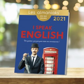 Almaniak I speak English 2021