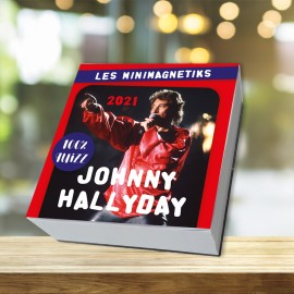 Minimagnetik Johnny Hallyday 100% quiz 2021