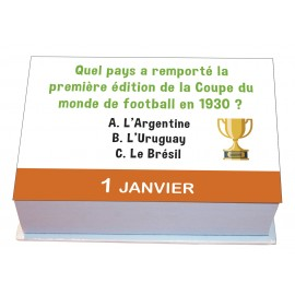Minimaniak Le foot en 365 quiz