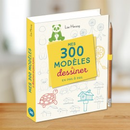 My 300 models to draw step by step