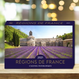 Panoramic agenda Regions of France 2021