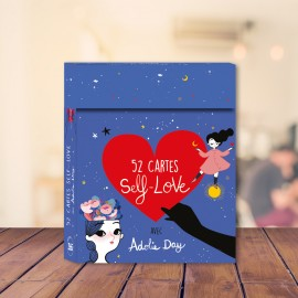 Self-love cards with Adolie Day