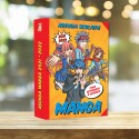 Manga school diary for learning to draw 2021-2022