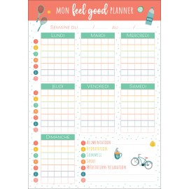 My feel good planner to feel good all year round