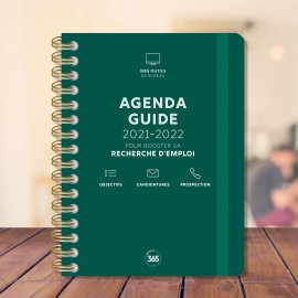 2021-2022 guide-diary to boost my job search