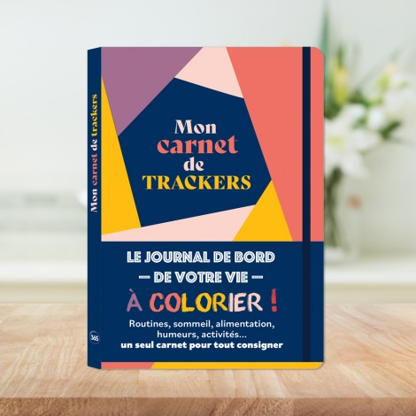 My Tracker Logbook - The log of your life for coloring