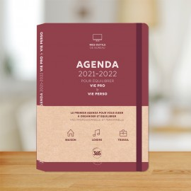 2021-2022 agenda to balance professional and personal life