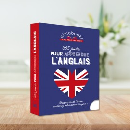 Almabook 365 days to learn English
